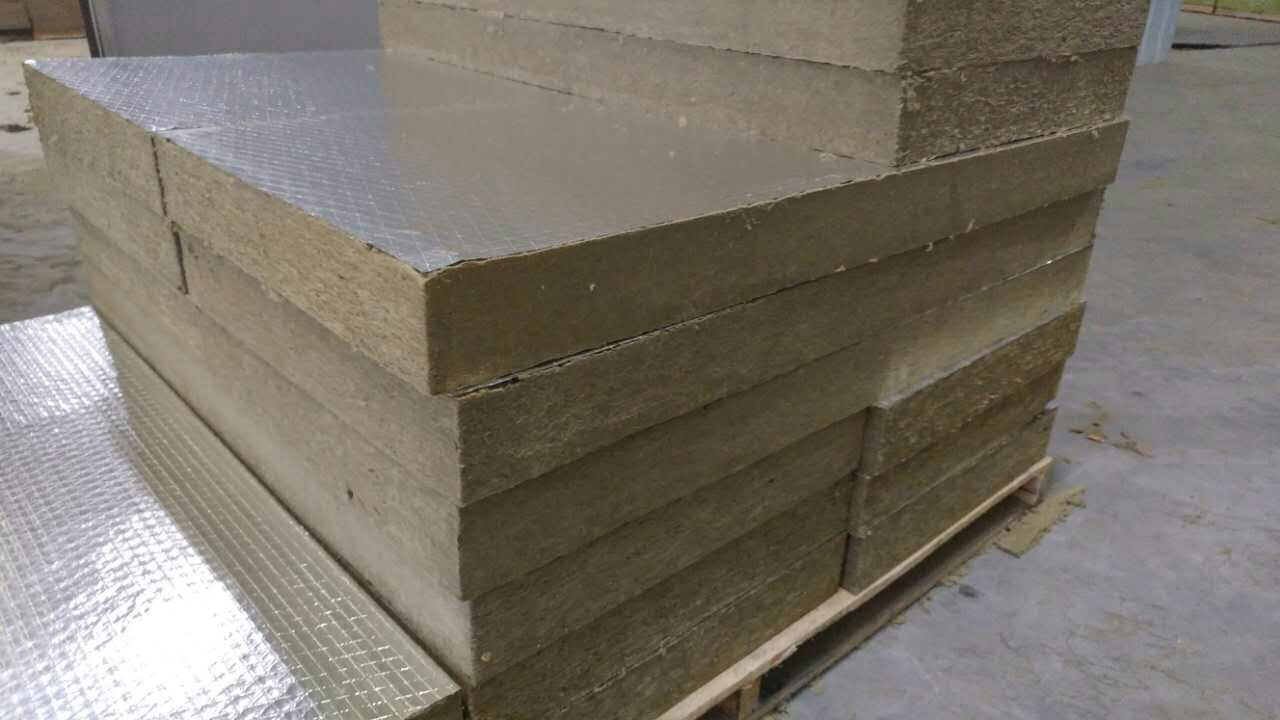 Exterior wall rock wool board ecoin group for Stone mineral wool