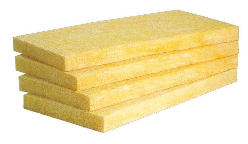 Rigid Fiberglass Insulation Board Foil Faced Ecoin Insulation
